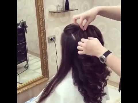 اجمل تسريحتين للاعراس و الحفلات خصيصا لك تسريحات سهلة و بسيطة Youtube Hair Styles Beauty Long Hair Styles