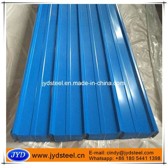 Hot Item Blue Color Corrugated Roofing Iron Sheet In 2020 Iron Sheet Corrugated Roofing Corrugated