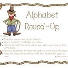 """This is a western theme I have...Who has... game using letter recognition as the focus. your students will """"love"""" this large/small group game and i..."""