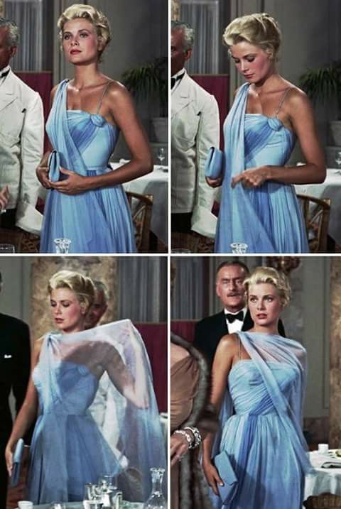 Grace Kelly: To Catch A Thief.