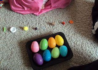 plastic egg activities