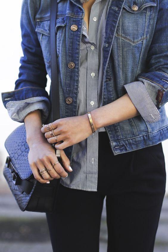 En Sik Bayan Kot Ceket Kombinleri 24 Jpg 564 846 My Work Outfits Blog In 2020 Casual Work Attire Casual Outfits Fashion