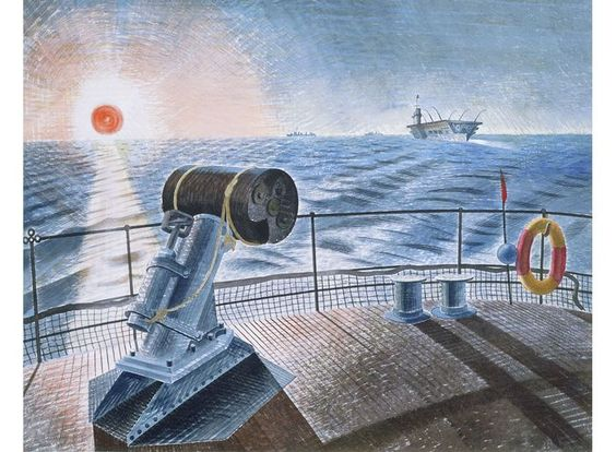 Ravilious - Midnight Sun.: