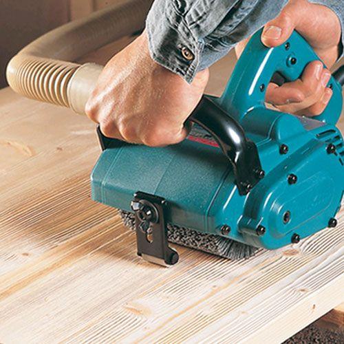 Makita 9741 Wheel Brush Sander Timberframe Timberhome Timberframing Makita Ferramentas Inovacao