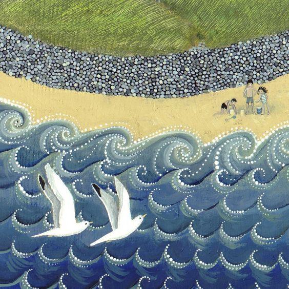 Artist Leblonde from Wales: