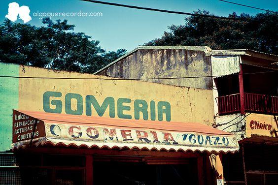 Gomería