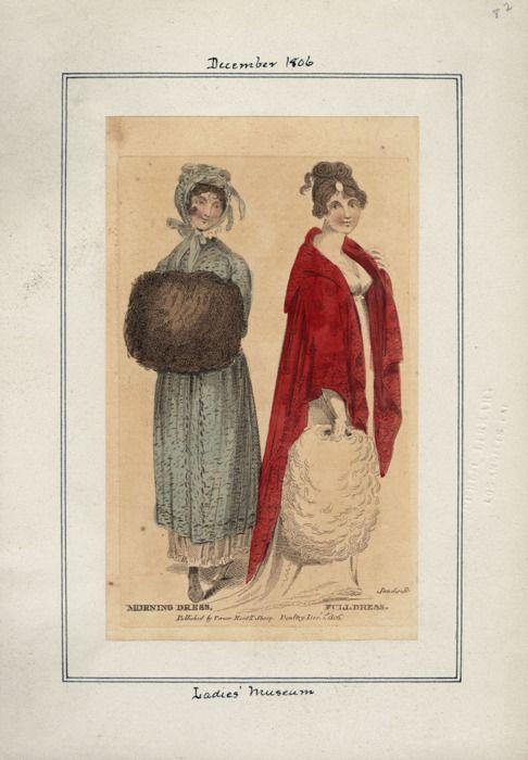 Ladies' Museum, December 1806.