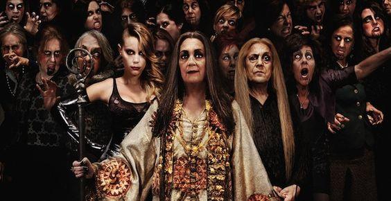 'Las brujas de Zugarramurdi' alcanza el número 1 de la taquilla española en su estreno