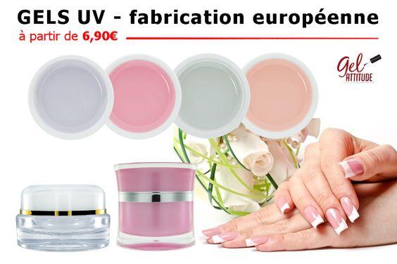Gels UV fabriqués en Allemagne - produits de qualité professionnelle à prix discount ! Tout pour la construction des ongles, tutoriels, kits de démarrage. Livraison Offerte*