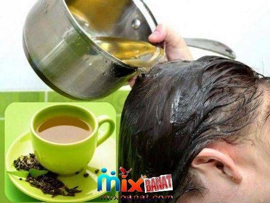 الشاي الأخضر وفوائده في علاج تساقط الشعر Hair Loss Women Help Hair Loss Hair Loss Remedies