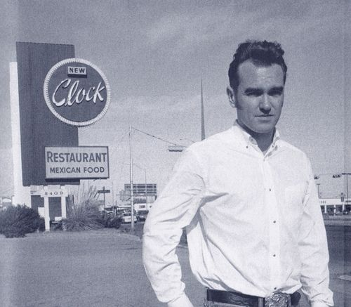 luv this picture... #Morrissey