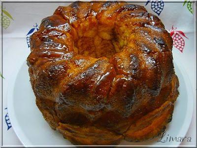 Limara péksége: Monkey bread- Majomkenyér