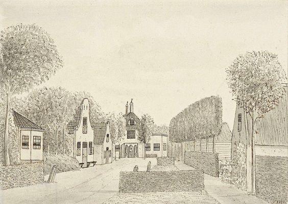 Heijlo, 1789, Archief Alkmaar, flickr: