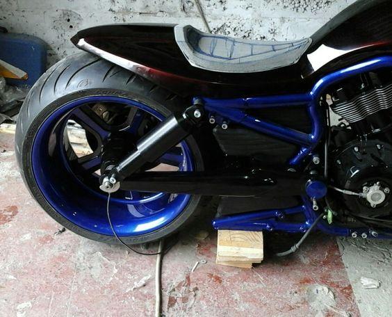 #artdepo #custom #motorcycle #harleydavidson #vrod #сделановартдепо