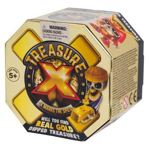 Surprise trésor x Adventure Pack SERIES 1 X Marks the Spot Dig Treasure Kids