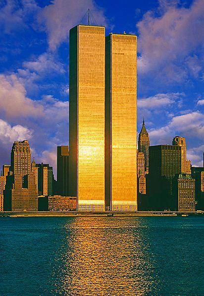 World Trade Center, New York City; 1973