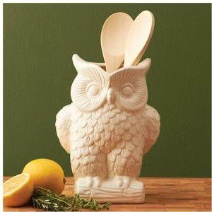 owl kitchen decor | Owl Pitcher - Dinnerware - Kitchen Decor - Home Decor | HomeDecorators ...