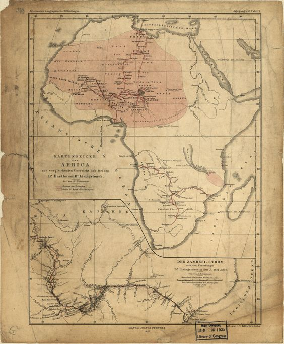 The Journey, Livingstone And Africa On Pinterest   Dr Livingstone I Presume  Furniture  Dr Livingstone I Presume Furniture