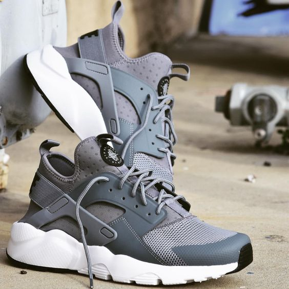 Sale Nike Huarache Cool Grey Mens Nike Cee6a 5a077