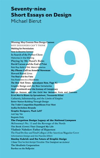 seventy-nine short essays on design pdf