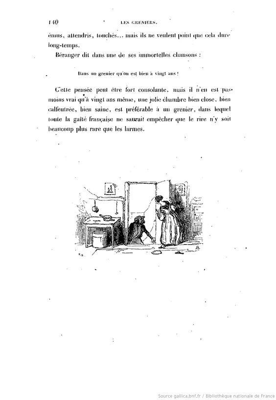 La grande ville : nouveau tableau de Paris, comique, critique et philosophique. 1 / par Ch. Paul de Kock ; ill. de Gavarni, Victor Adam, Daumier,... [et al.] | Gallica
