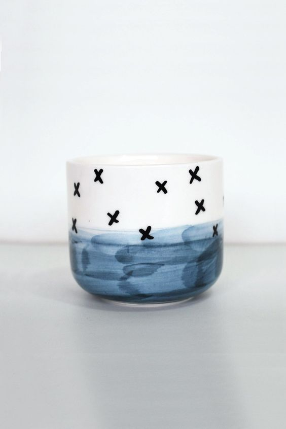 The Midnight Ocean Beaker - superette store