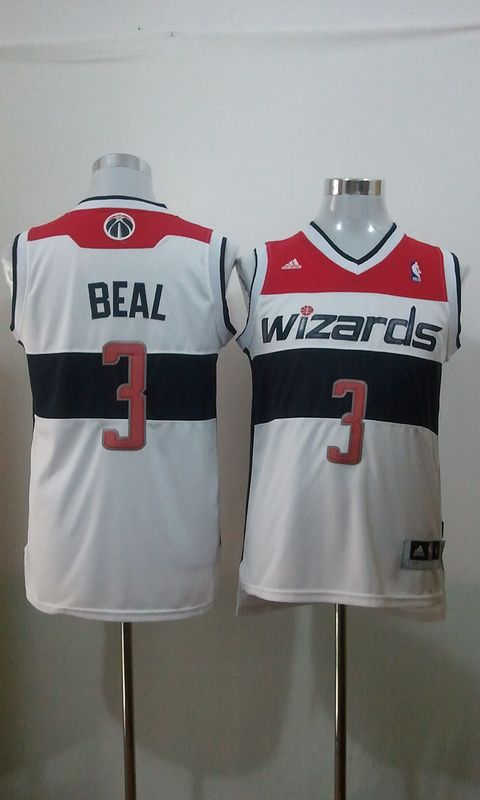 sports shoes 3efec 9e818 nba washington wizards 3 bradley beal red revolution 30 jerseys