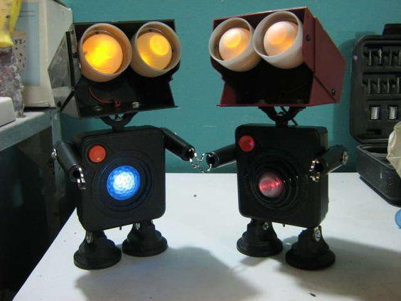 Robot luv... DIY on how to make them!