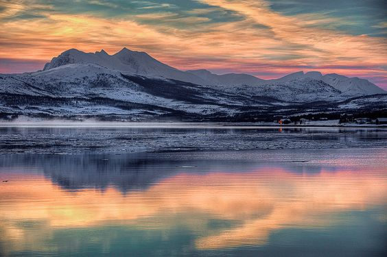 Near Tromsø   26 Photos That Prove Norway Is The Stuff Of Dreams