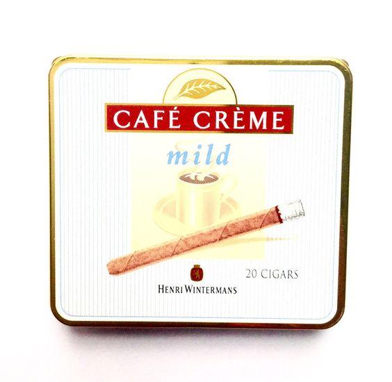 #HenriWintermans #Cigar #cigartin #CafeCreme #vintage #tobacciana #cigars #metalbox #smoking #tin #mancave #etsy