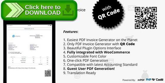 nice WooCommerce Fullscreen Image Zoom (WooCommerce) ThemeForest - pdf invoice generator