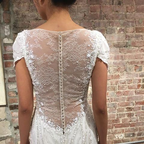 This Is Jenny Packham Nashville Wedding Gown From Her Stunning