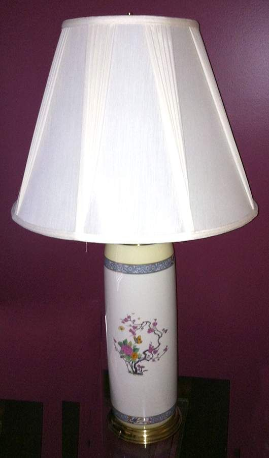 I Pinned This Lenox Bailey Lamp From The Lenox Lamps By Quoizel Event At Joss And Main Lamp Desk Lamps Quoizel