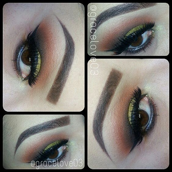 Using @unique_styles_boutique pigments in Black Beauty, Olivia, Clean Face and Venetian  By: Gracelove03