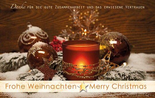 Firmen Spendenkarte Leuchtende Weihnacht Fur Kinderkrebsstiftung Weihnachtskarten Weihnachtsdekoration Spenden