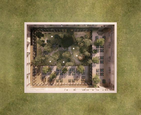 Centre de formation EDF «Campus Saclay» – Plateau de Saclay