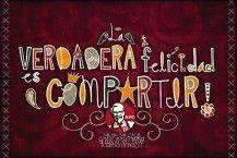 KFC – Compartir
