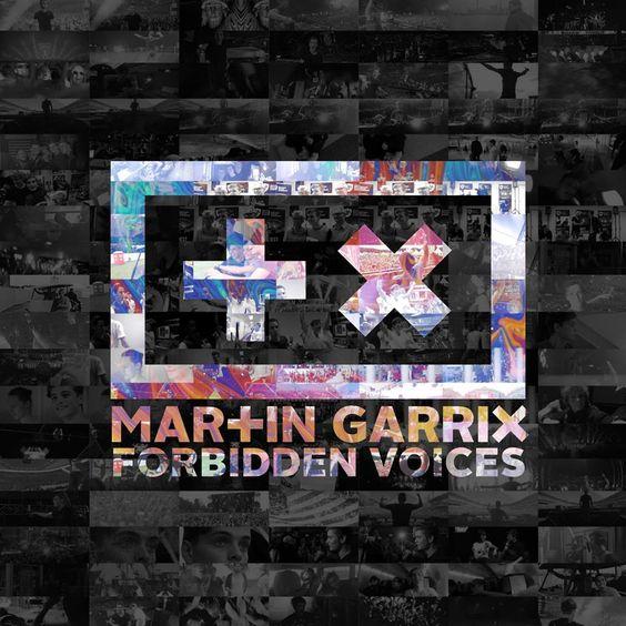 Martin Garrix – Forbidden Voices (single cover art)