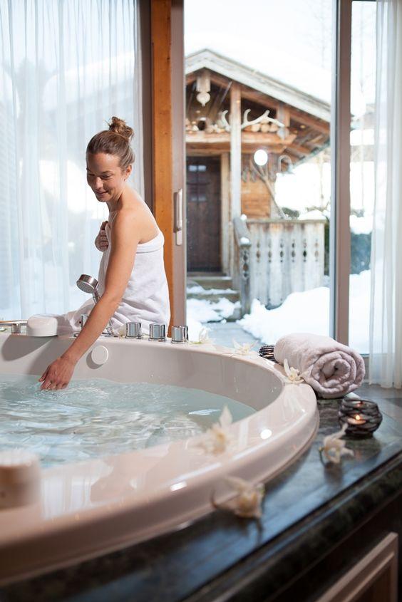 Wellness im Lindner Parkhotel & Spa Oberstaufen