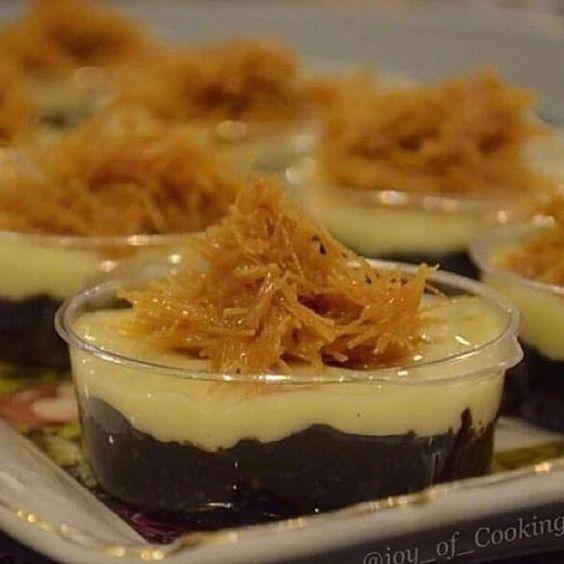 حلى الاوربو Food Desserts Pudding