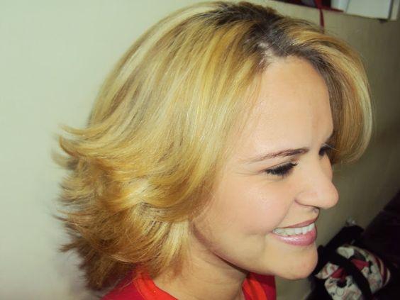 Mudanças,corte e penteado