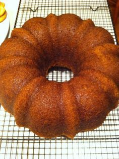 I made this last week for a women's gathering. It was a huge hit. I made a cream cheese frosting to put on it and made it the perfect fall dessert!!! pumpkin-pound-cake-eatpicks.com