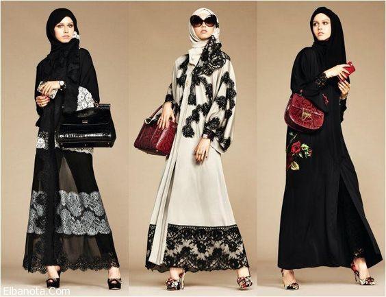 طرح دار الأزياء الإيطالي الشهير دولتشي آند غابانا Dolce & Gabbana مؤخراً ولأول مرة، مجموعة عبايات للمرأة الخليجية، بتصاميم رائعة مع الدانتيل والساتان وبألوان الأسود والبيج والأبيض. وحرص المصممون على أن تكون المجموعة متنوعة ما بين العبايات الملونة البسيطة الخاصة بالإطلالات النهارية، والعبايات الخاصة بالسهرات المسائية. كما ضمت التصاميم تطريزات الورود الحمراء والطبعات الملونة، بالإضافة […]: