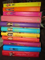 PLL series. I have some of these(: I love these books!