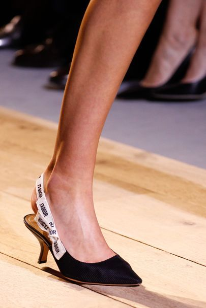 Christian Dior Spring/Summer 2017 Ready-To-Wear Details