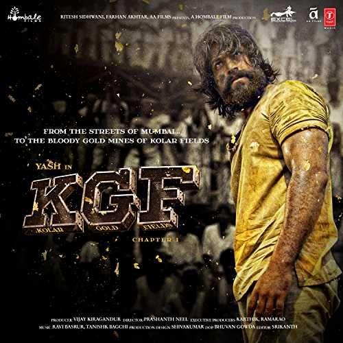Yash In K G F Chapter 1 2018 Mp3 Song Download Mp3 Song Songs