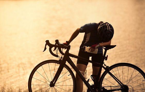 Problemas que suelen padecer las mujeres ciclistas