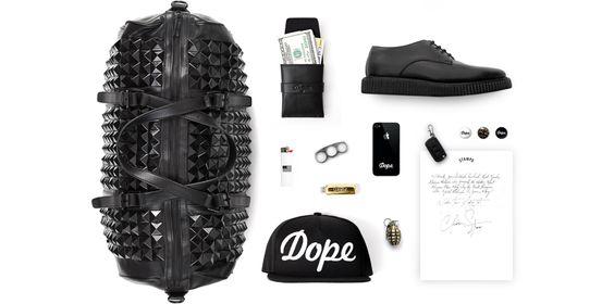 Dope, indeed.