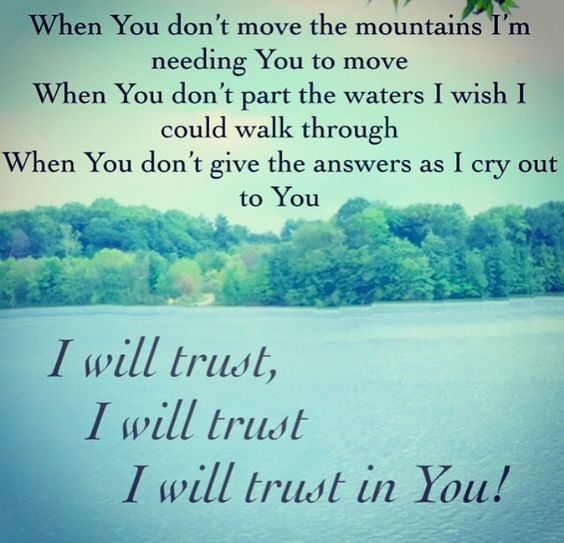 Image result for lauren daigle song trust in you