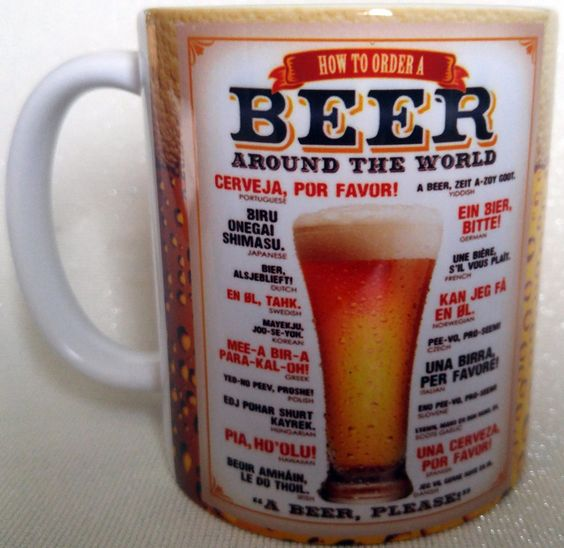 caneca cerveja - beer mod. 2